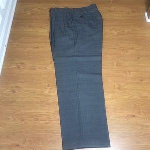 Dark Gray Fine Tailoring Dress Pants Size 38x32